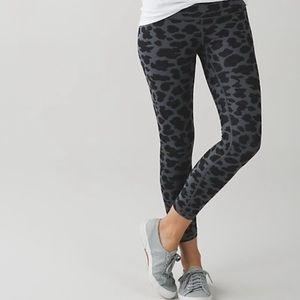 Lululemon High Times Cheetah Luxtreme Leggings